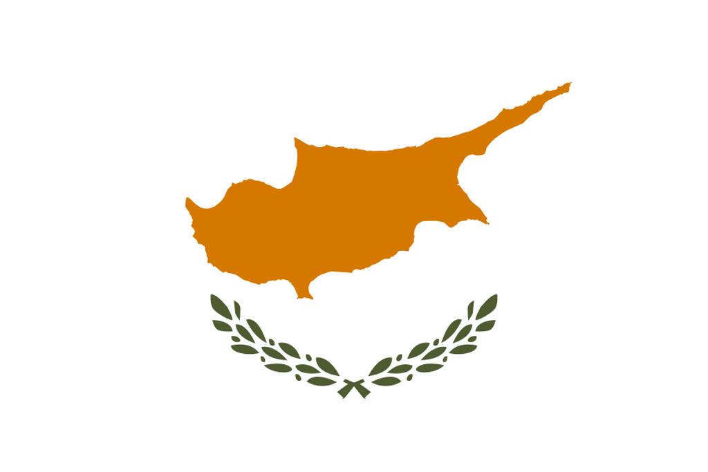 Flaga kraju CYPR [PNG]