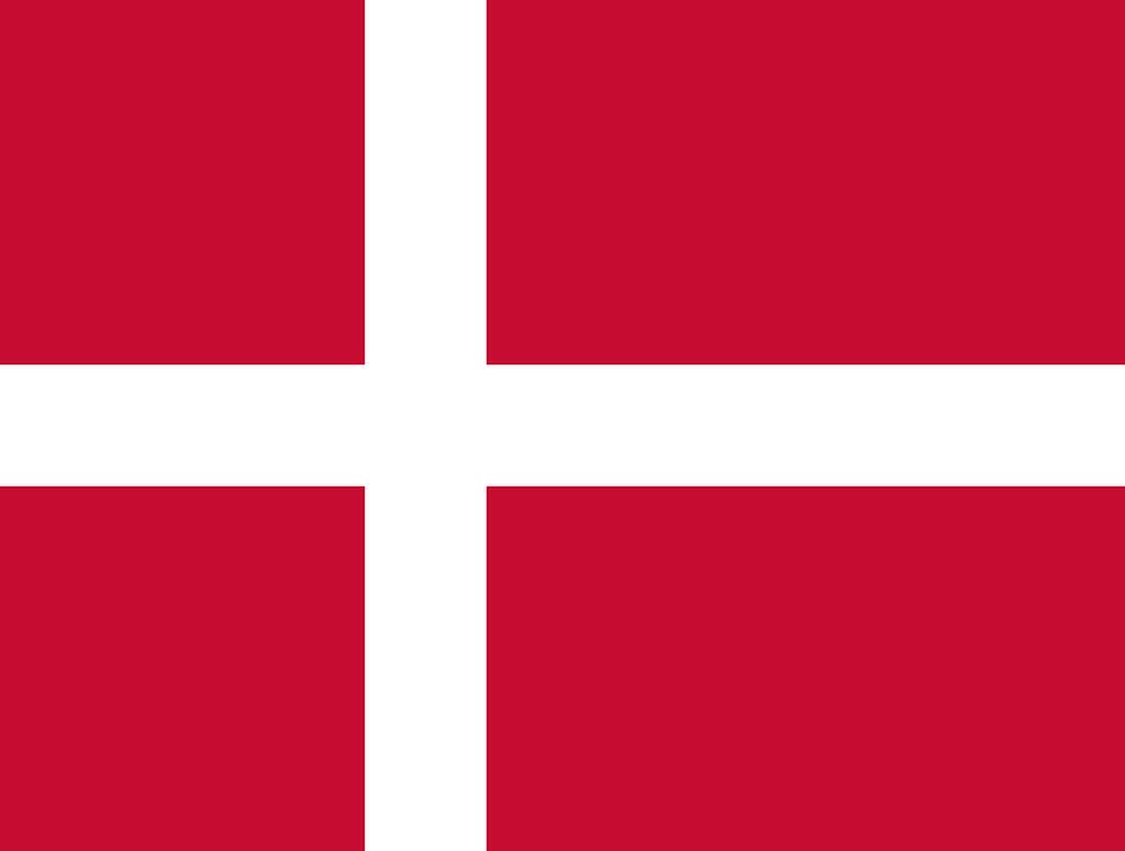 Flaga kraju DANIA [PNG]