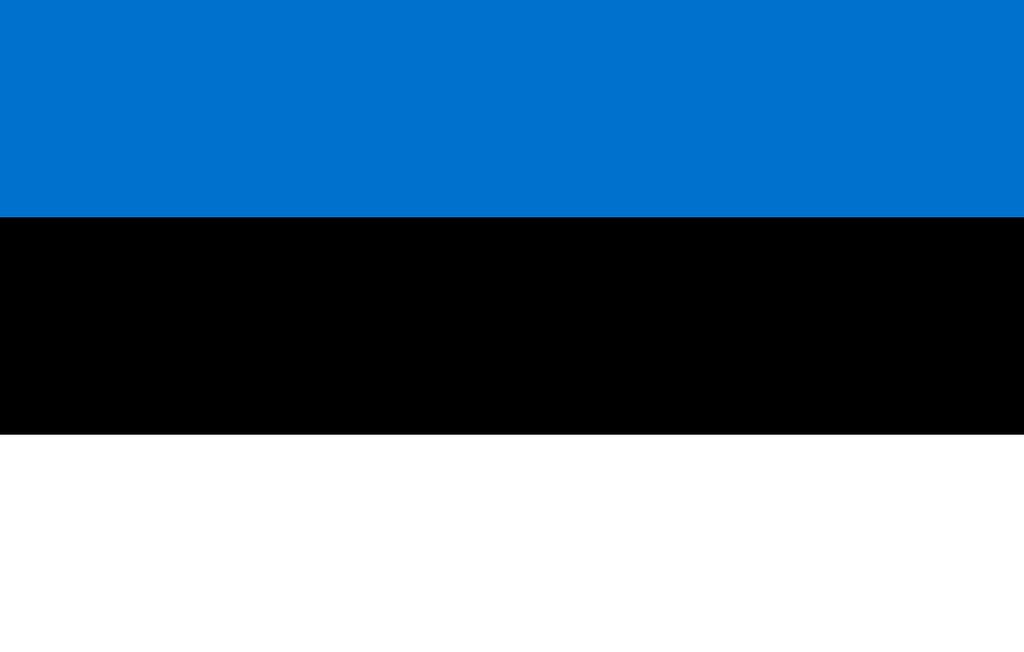 Flaga kraju ESTONIA [PNG]