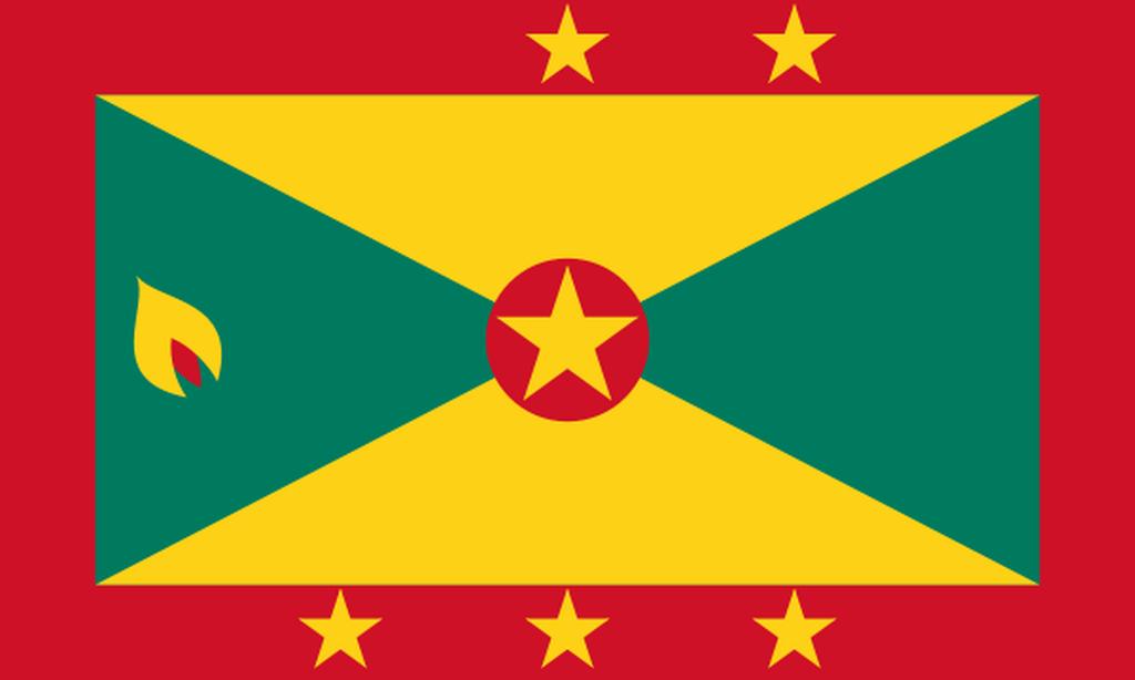 Flaga kraju GRENADA [PNG]