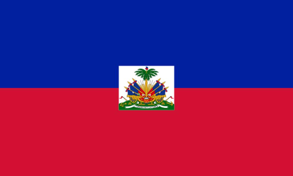 Flaga kraju HAITI [PNG]