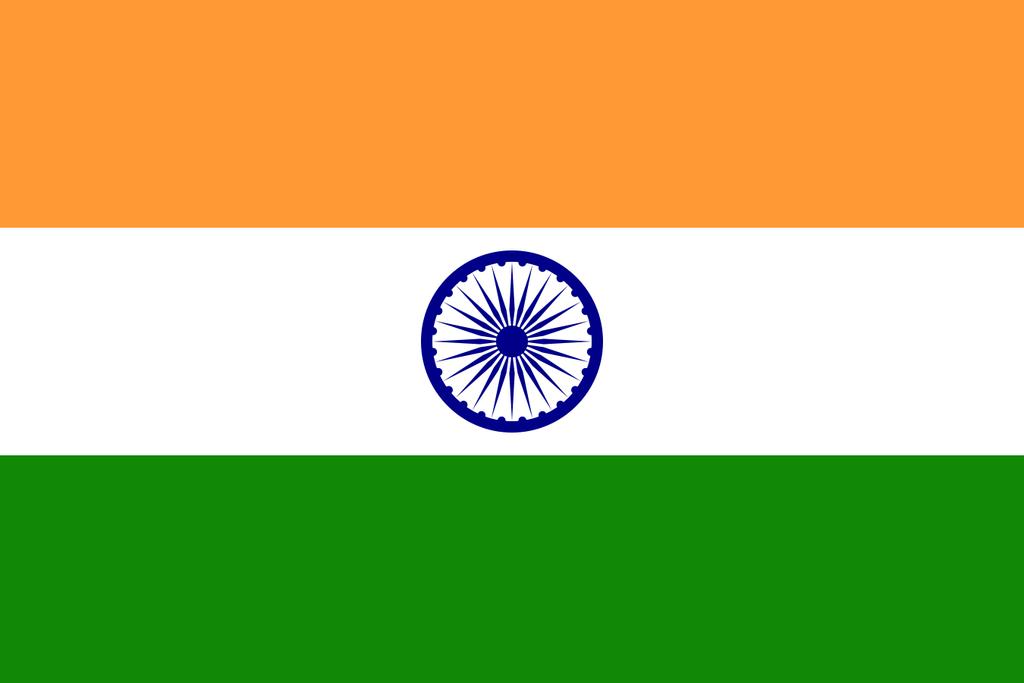 Flaga kraju INDIE [PNG]
