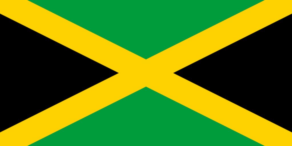 Flaga kraju JAMAJKA [PNG]