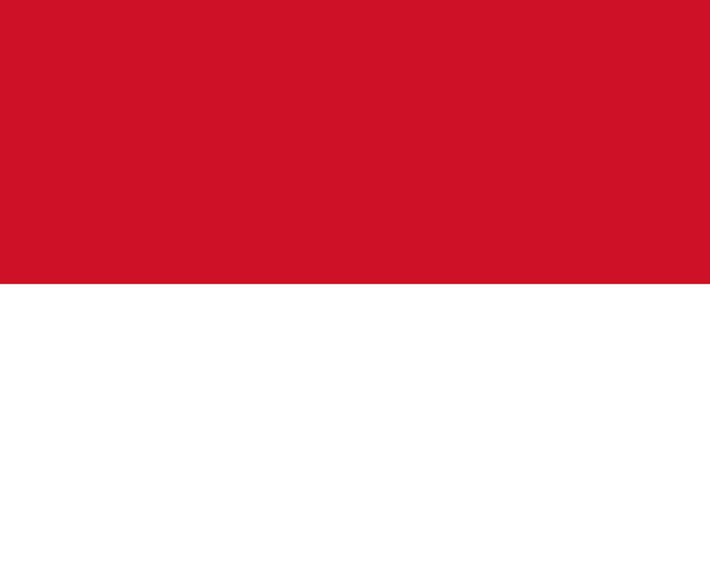 Flaga kraju MONAKO [PNG]