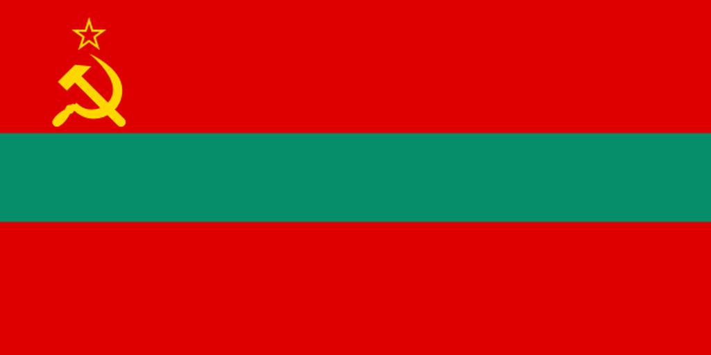 Flaga kraju NADDNIESTRZE [PNG]