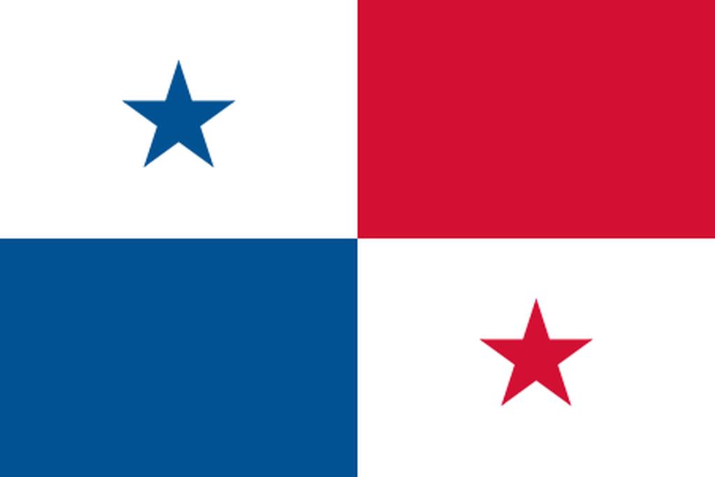 Flaga kraju PANAMA [PNG]
