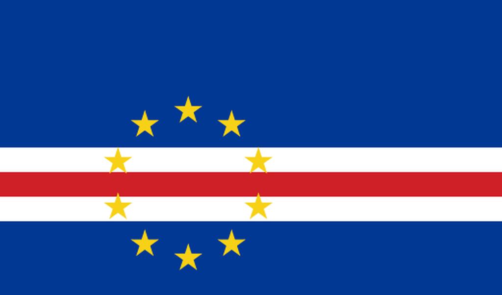 Flaga kraju REPUBLIKA ZIELONEGO PRZYLĄDKA [PNG]