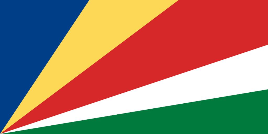 Flaga kraju SESZELE [PNG]