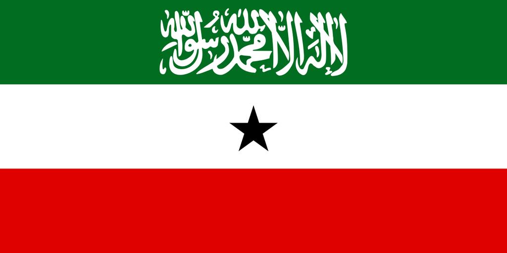 Flaga kraju SOMALILAND [PNG]