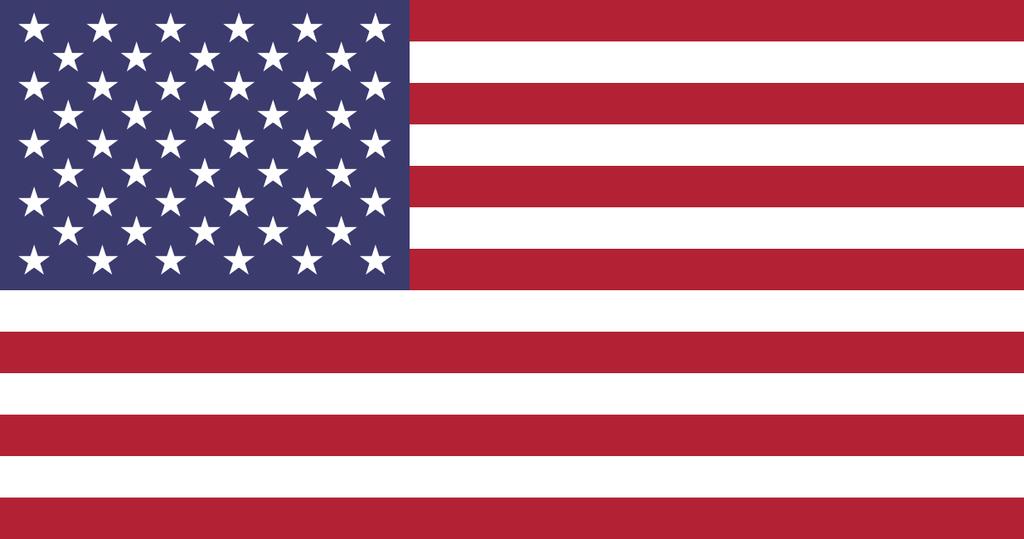 Flaga kraju STANY ZJEDNOCZONE [PNG]