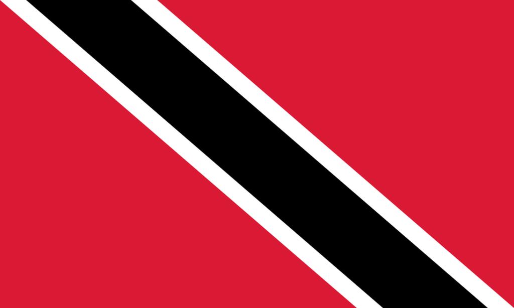 Flaga kraju TRYNIDAD I TOBAGO [PNG]