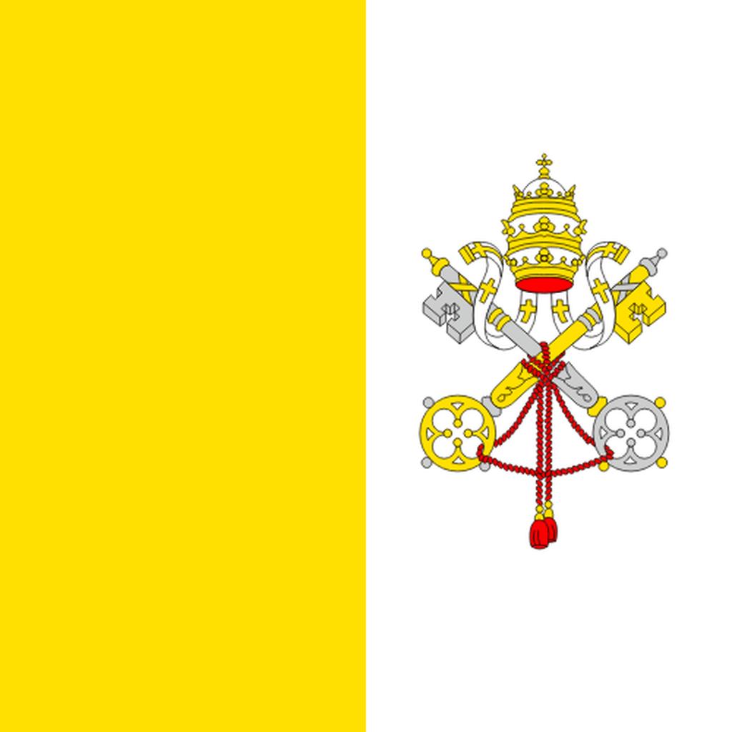 Flaga kraju WATYKAN [PNG]