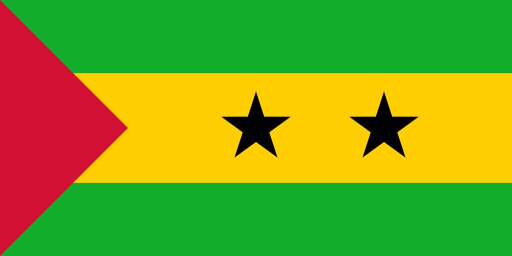 Flaga kraju WYSPY ŚWIĘTEGO TOMASZA I KSIĄŻĘCA [PNG]